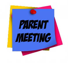 4th Grade Parent Meeting- October 28th