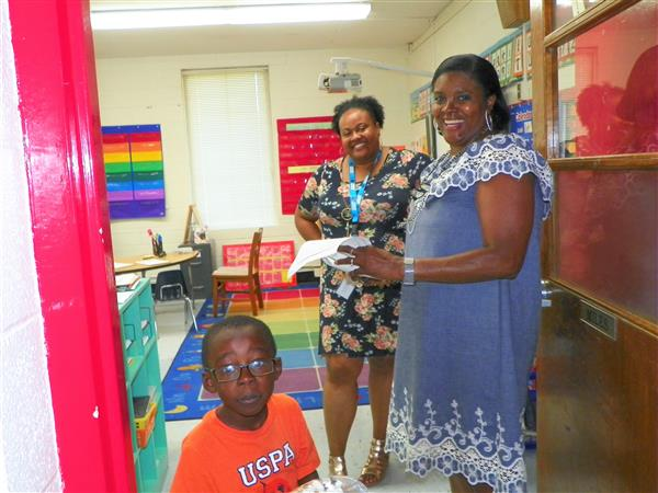 Students, Parents Attend Open House