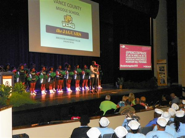 VCS Convocation Starts New Year With Great Energy