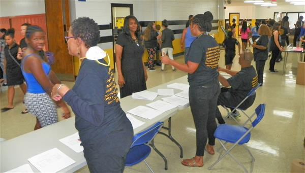 Open House Draws Big Turnout