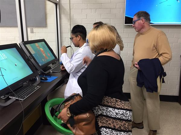 VCMS Opens New Vance Virtual Laboratory
