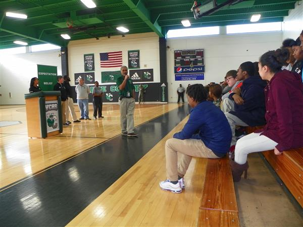 Vipers Welcome Rising Ninth Graders