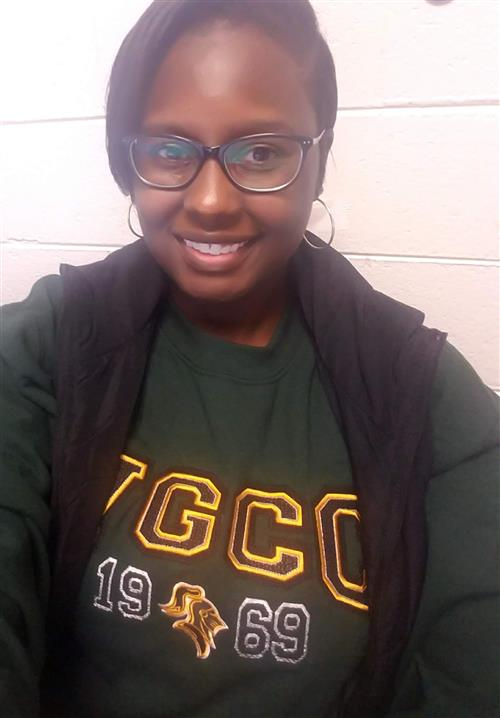 Allison Brown: College Liaison, Vance County Early College High School