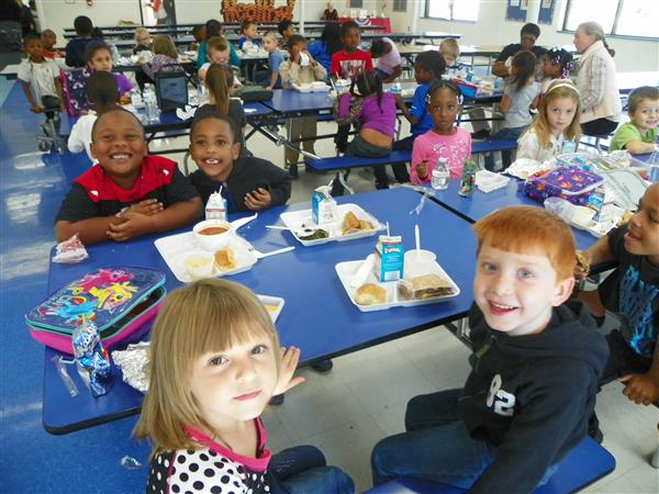 VCS Officials Modify Student Lunches