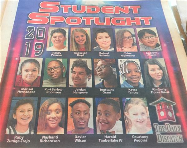 Student Spotlight Banquet Celebrates Impactful Youths