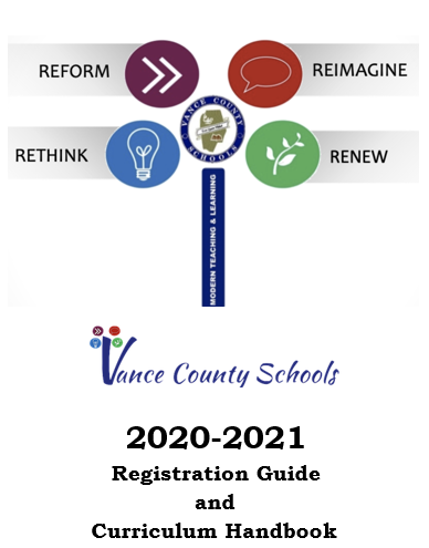 2020-2021 Registration Guides Available